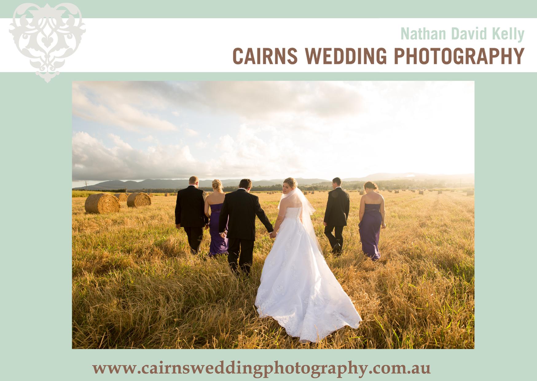 Cairns wedding photography by Nathan David kelly at the wonderful Lake Tinaroo Resort