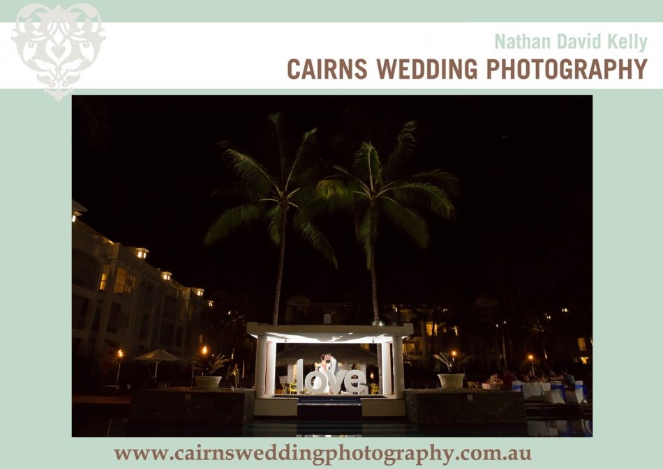Peppers Palm Cove wedding photography by Nathan David Kelly