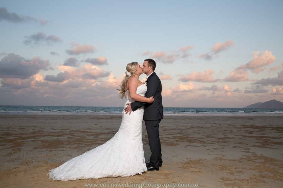 Mission Beach wedding photographer Nathan David Kelly