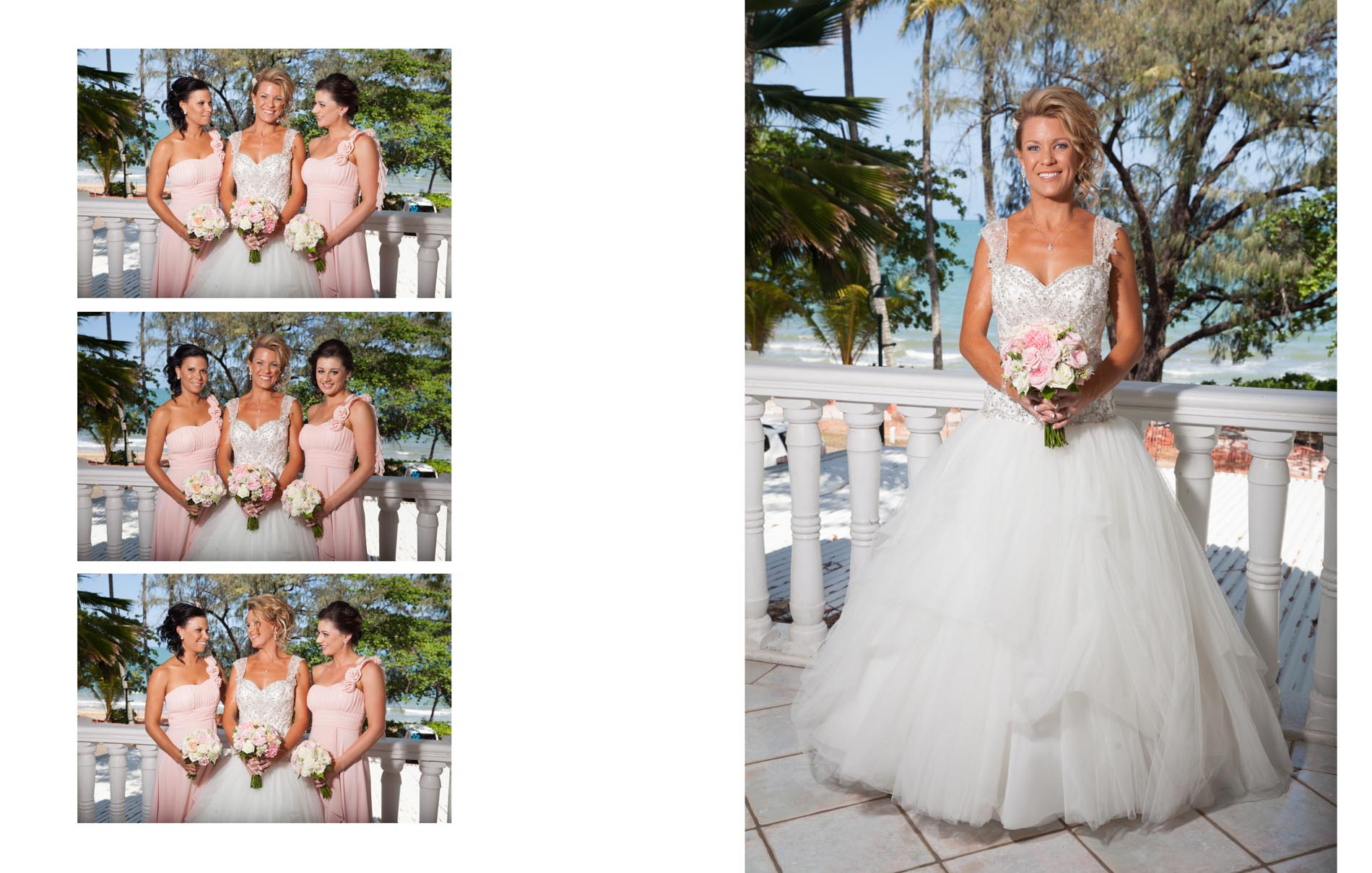 Palm Cove wedding photography by nathan david kelly one of Cairns best wedding photographers