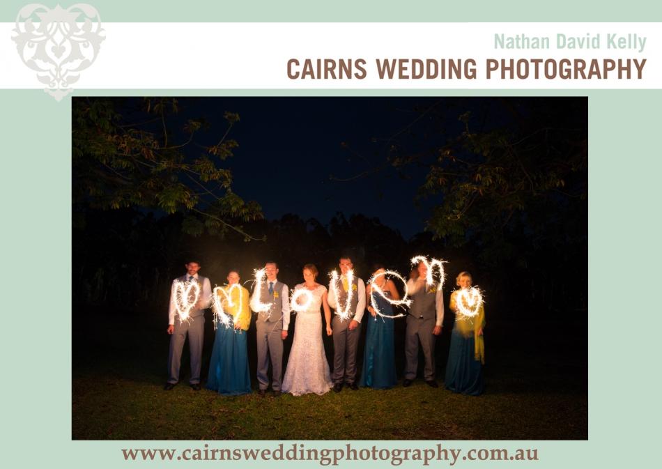 Atherton Tablelands wedding photography by Nathan David Kelly