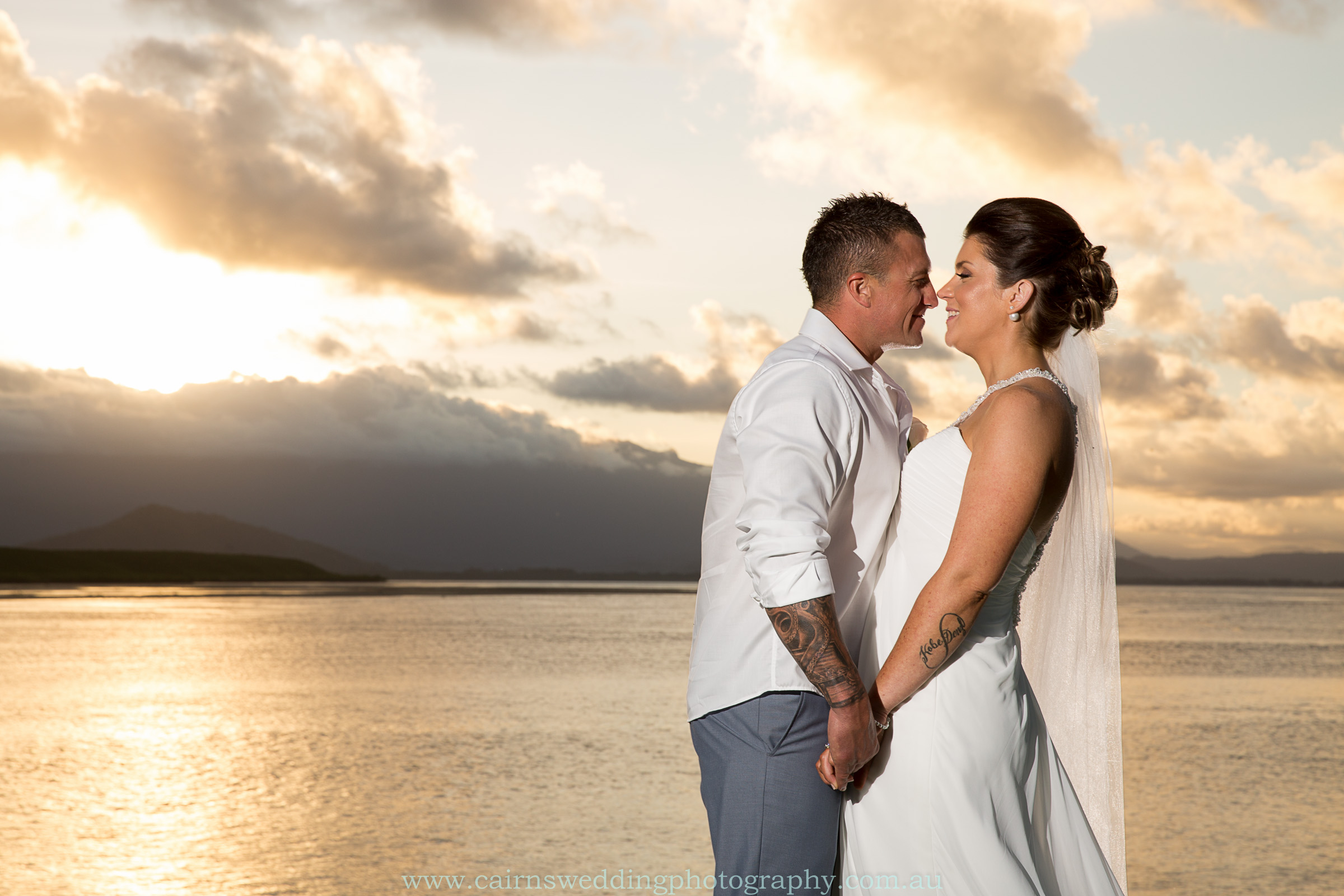 Port Douglas wedding Photography by Nathan David Kelly