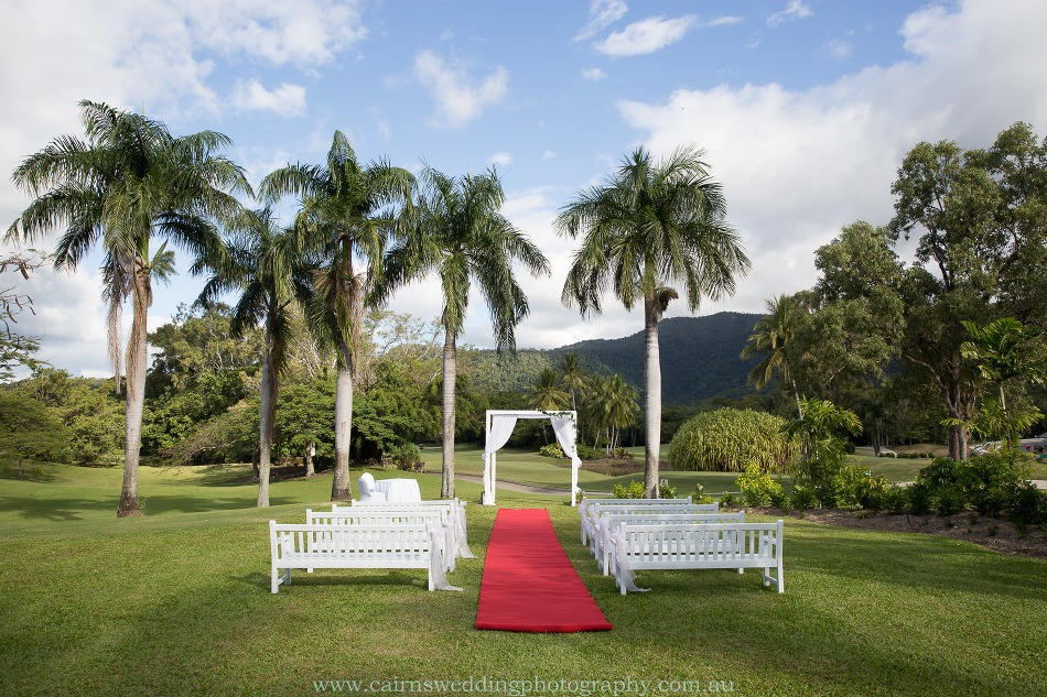 Paradise Palms Cairns wedding photography by Nathan David Kelly